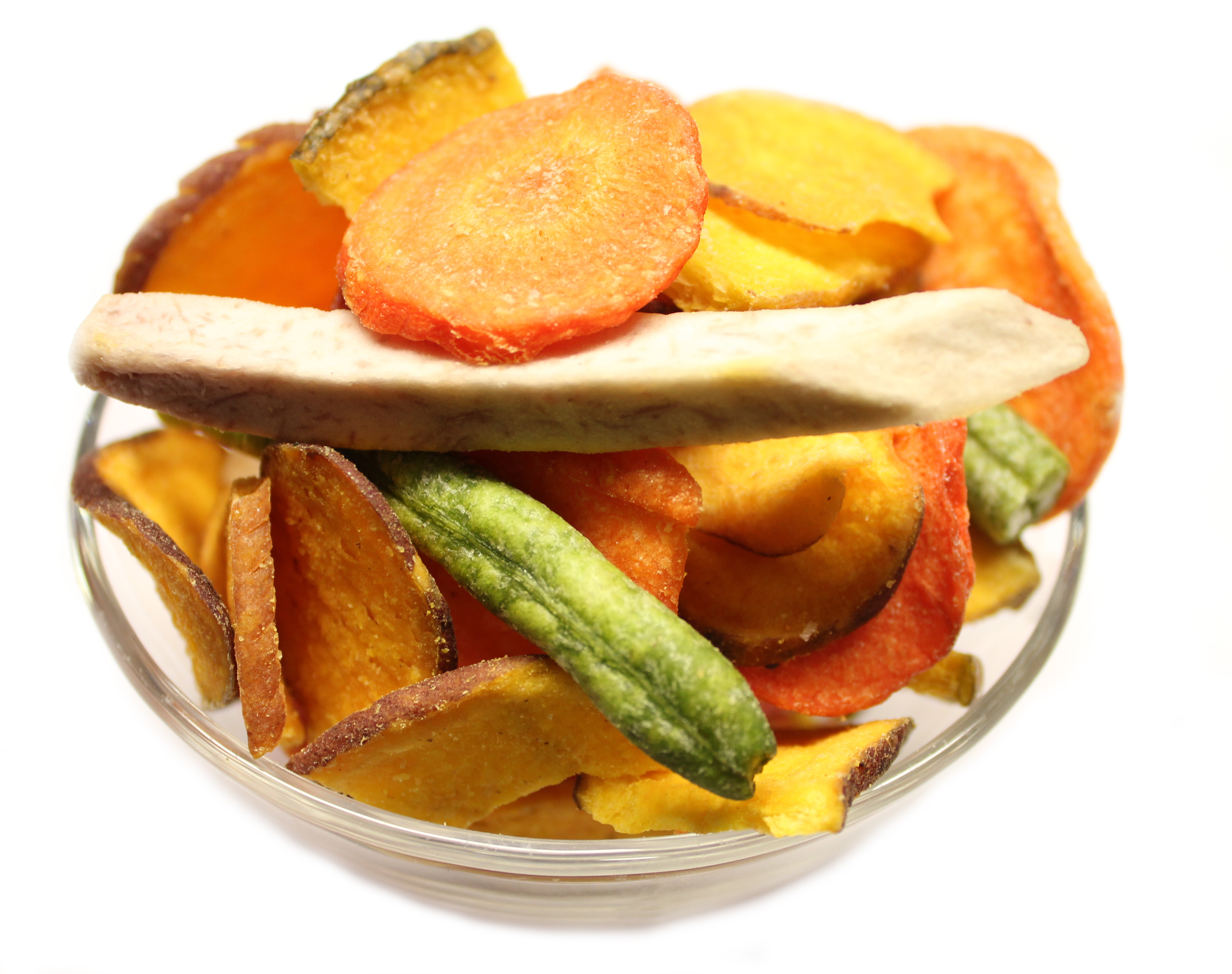Dried Vegetable Chips