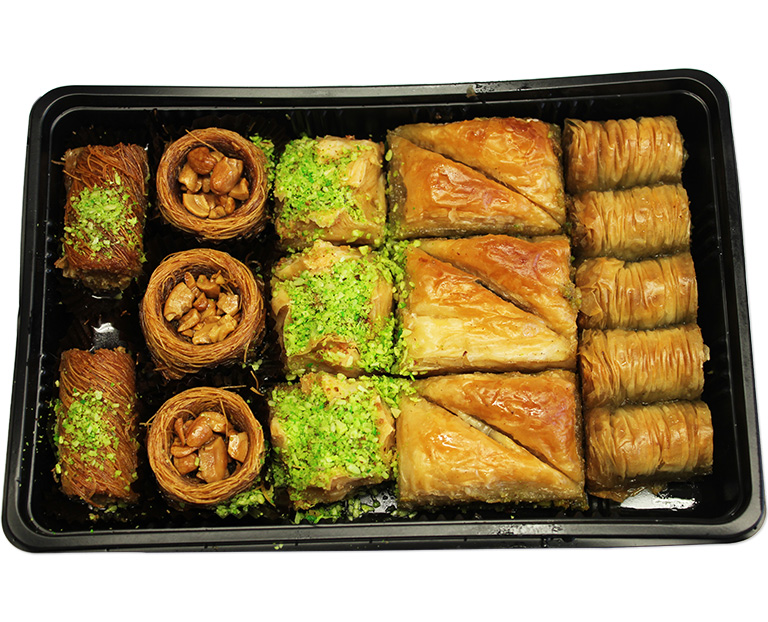 Mixed Baklava Tray