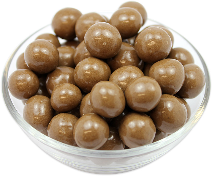 Hazelnuts Coated in Milk Chocolate