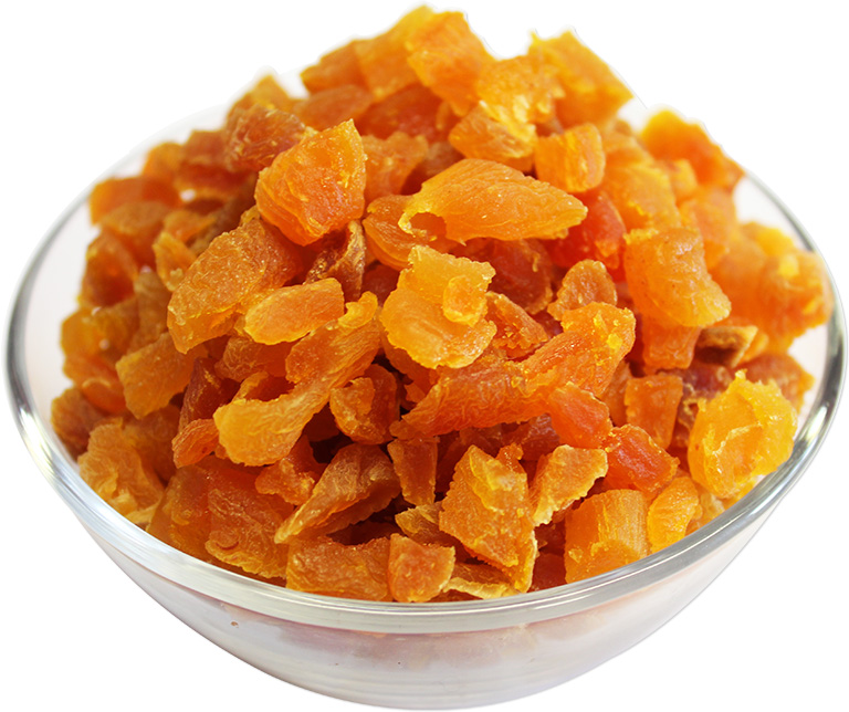 Dried Apricots Diced