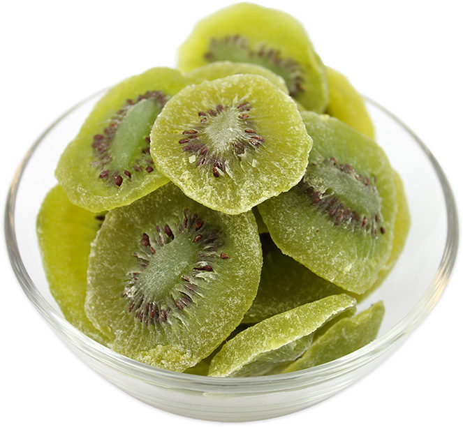 Dried Kiwi (Slices)