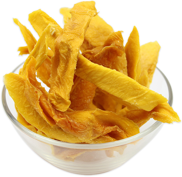 Dried Mango (Strips)