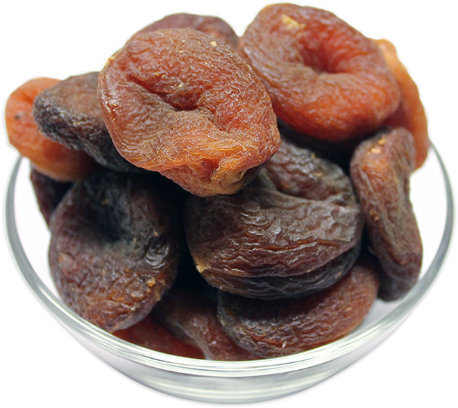 Sun-dried Apricots (Natural, Unsulphured)