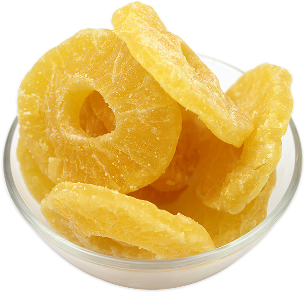 Dried Pineapple Rings