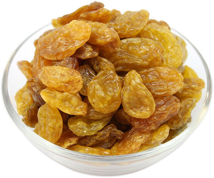 Golden Raisins Jumbo