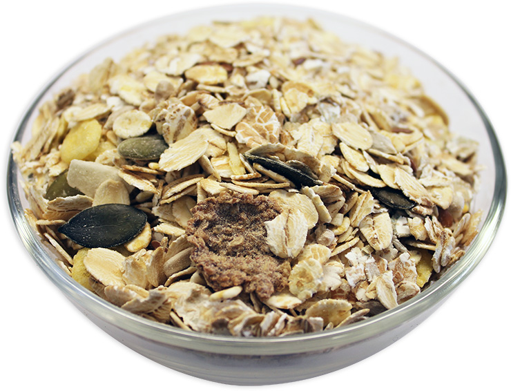 Muesli with Dried Fruits & Mixed Dried Berries