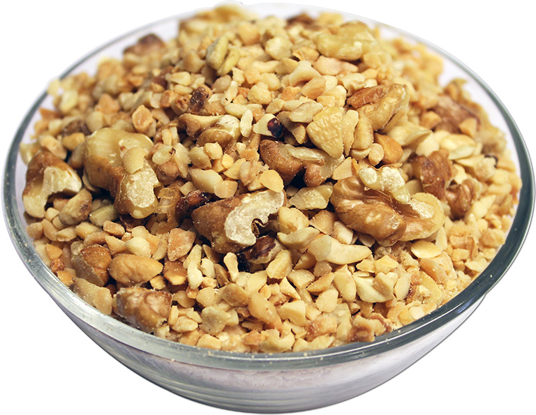 Roasted Mixed Nuts Pieces