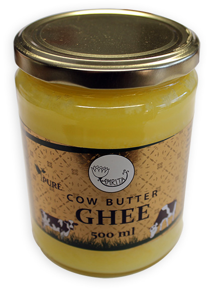 Pure Ghee Cow Butter