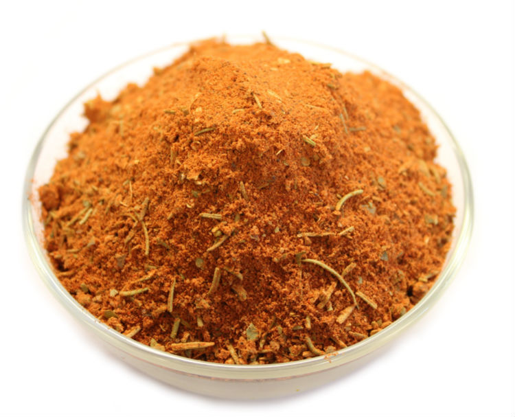 Mixed Spices For Fish